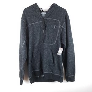 NWT Beverly Hills Polo Club Zip Hoodie Size Large